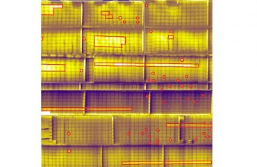 Εναερια θερμογραφηση – Drone IR Test