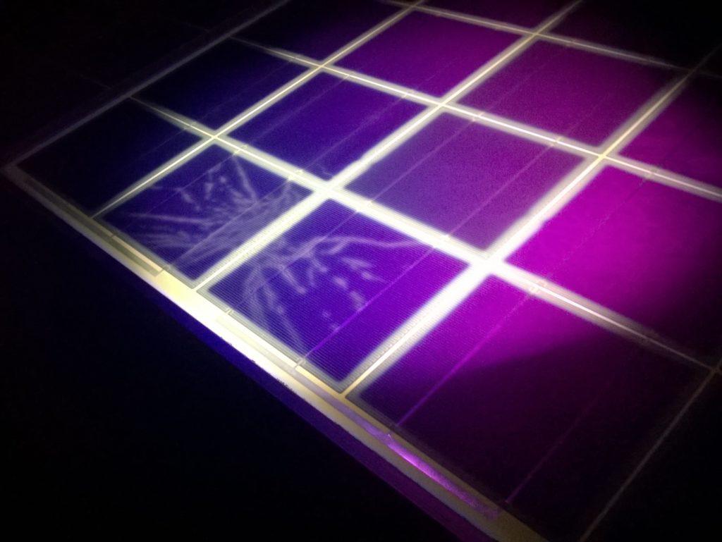 Μέγαρα,φωτοβολταϊκά, έλεγχος Smart UV Light