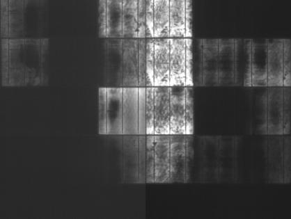 Ανακτηση ισχυος φωτοβολταϊκου πανελ απo PID - video EL test