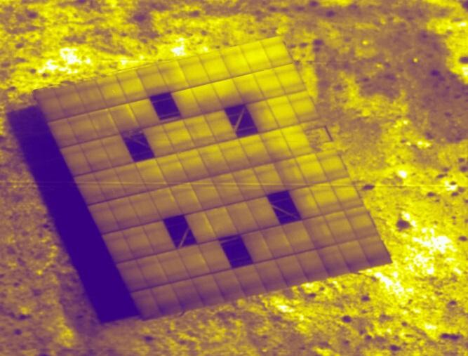 Ασωπος 02 - Εναερια θερμογραφηση φωτοβολταϊκων πανελ