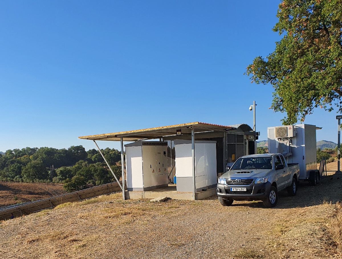 Αμαλιαδα 02 - Mobile PV TestCenter