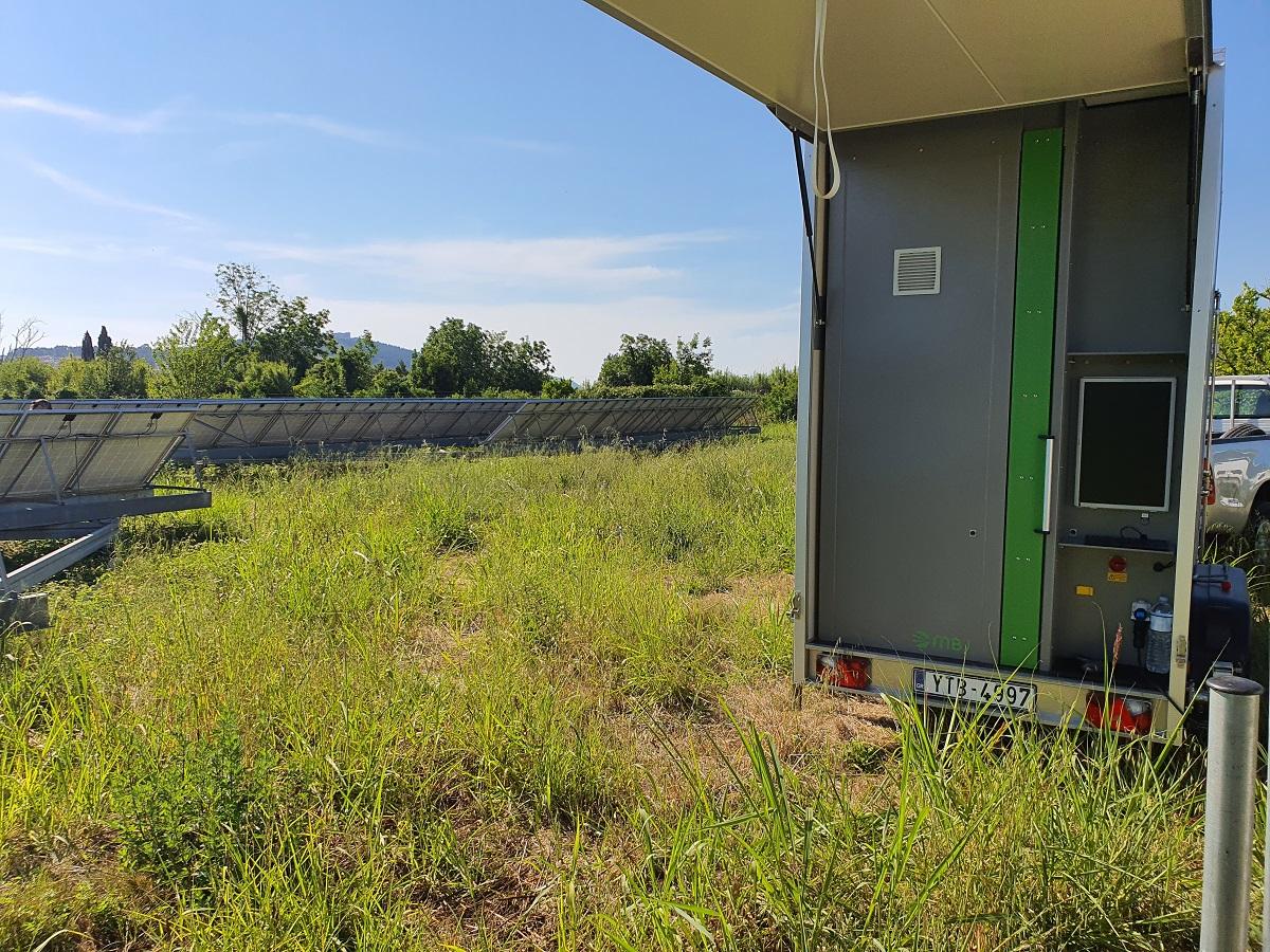 Αρτα 02 - Mobile PV TestCenter